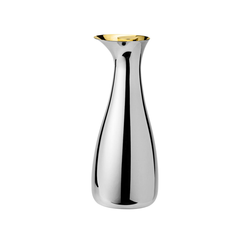 Foster Carafe With Stopper 1L - Steel