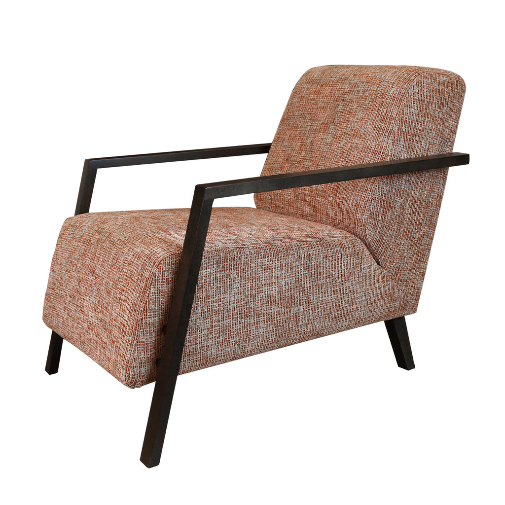 Foxi Armchair, Paris 4 Orange
