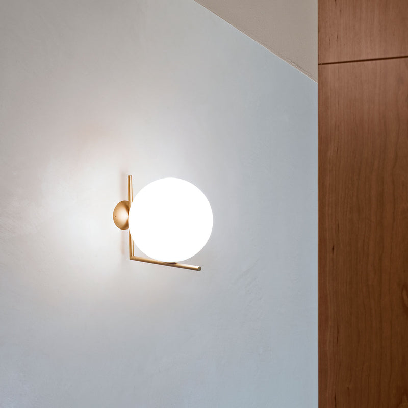 IC Ceiling and Wall Light, Small