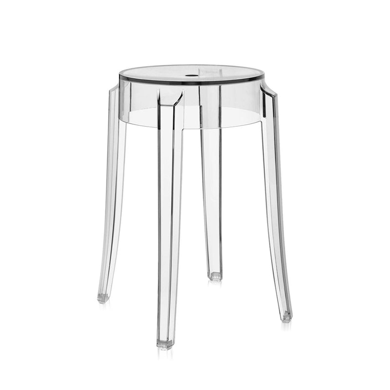 Charles Ghost Stool, Low