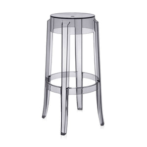 Charles Ghost Stool, High
