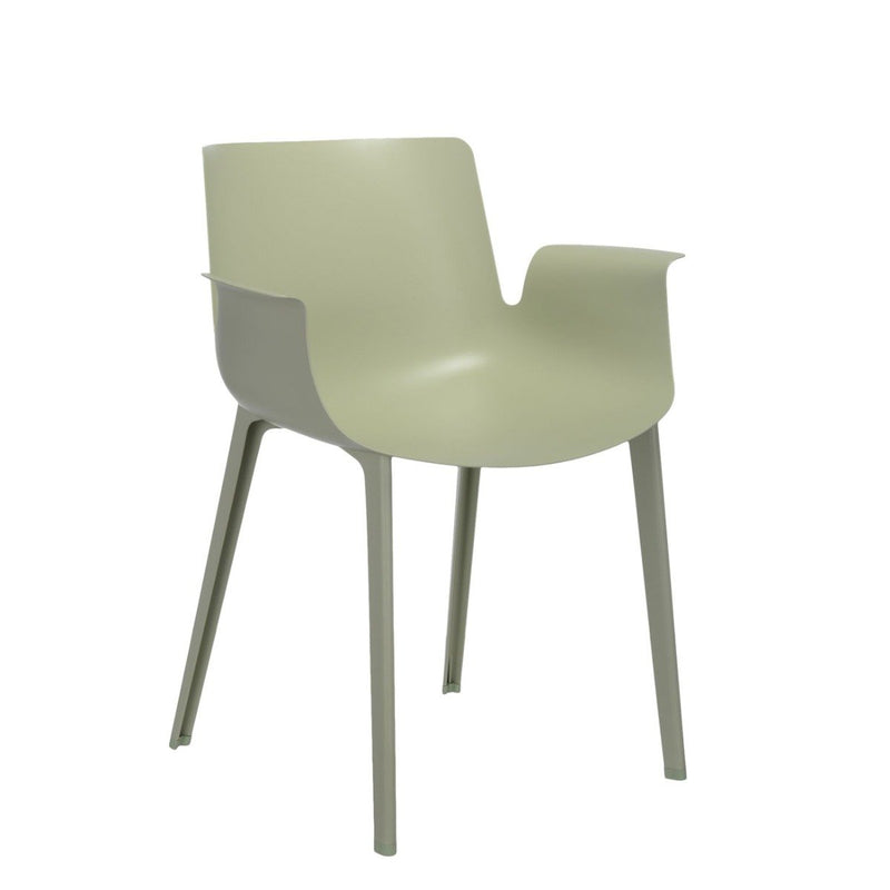 kartell-piuma-chair-sage-green