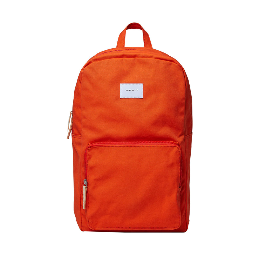 Kim Backpack, Poppy Red