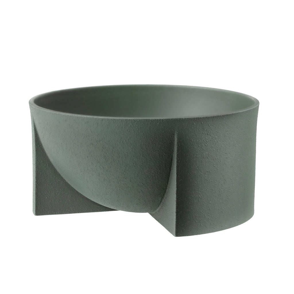 Kuru Bowl, Moss Green