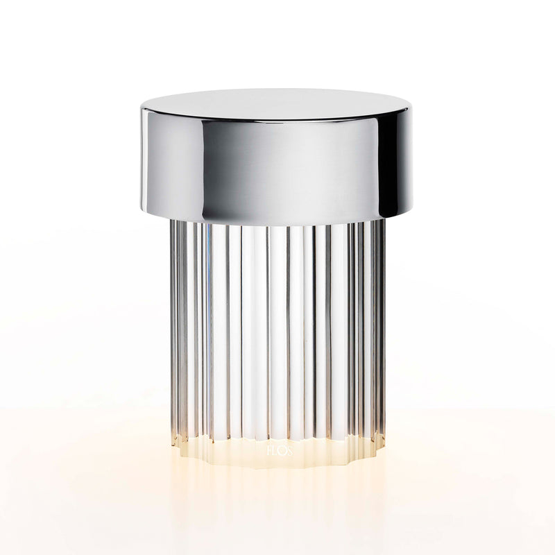 Last Order Table Lamp, Fluted