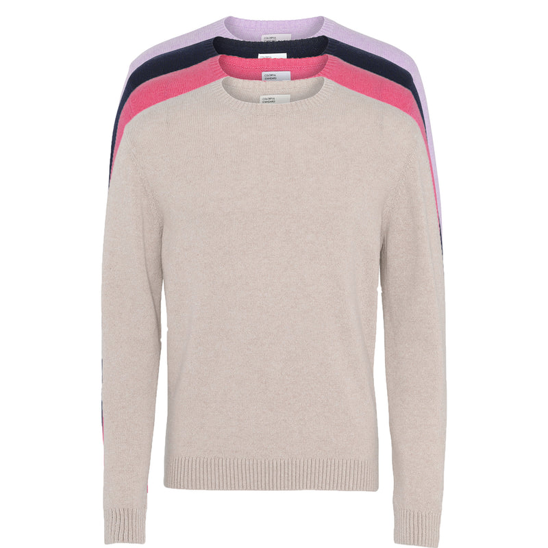 Unisex Light Merino Wool Jumper
