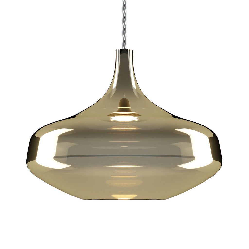 Nostalgia Large Pendant Light, Gold