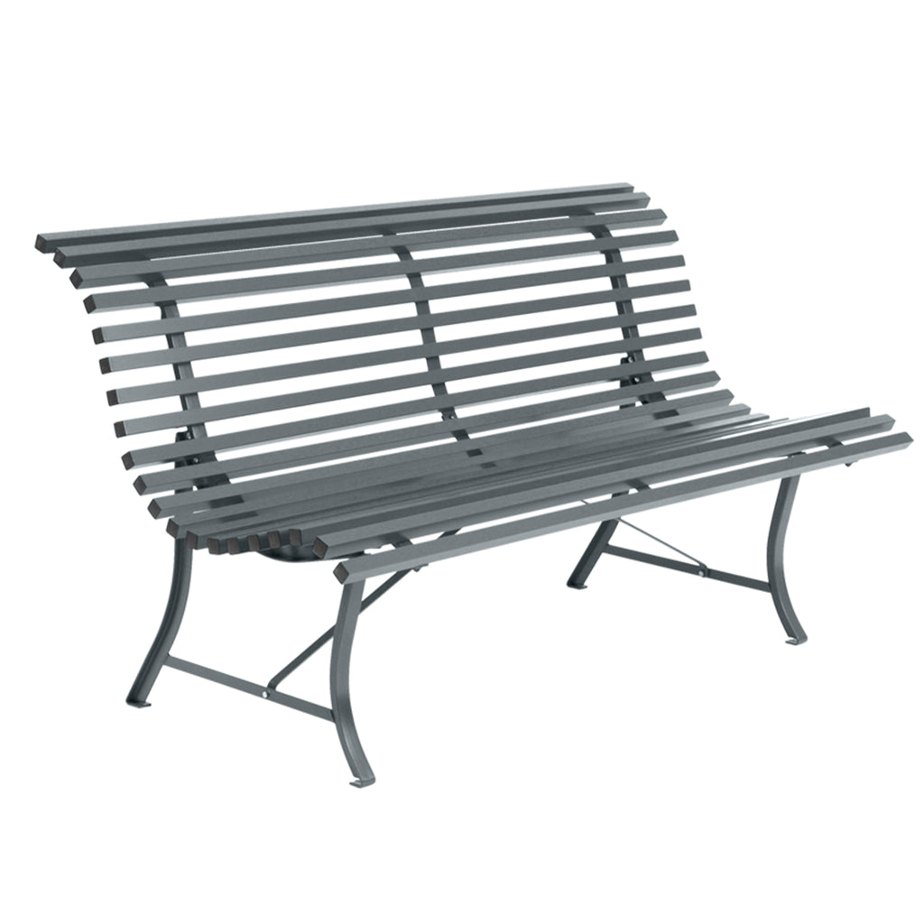 Louisiane Bench 1.5m, Storm Grey