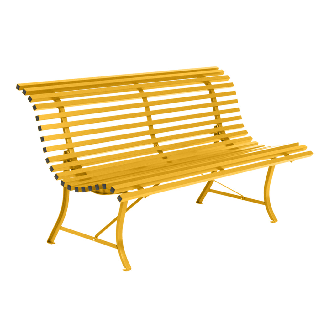 Louisiane Bench 1.5m, Honey