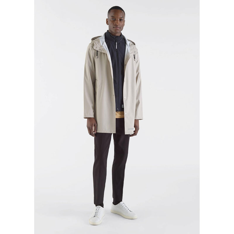 Stockholm Lightweight Raincoat, Sand