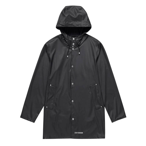 Stockholm Raincoat, Burgundy