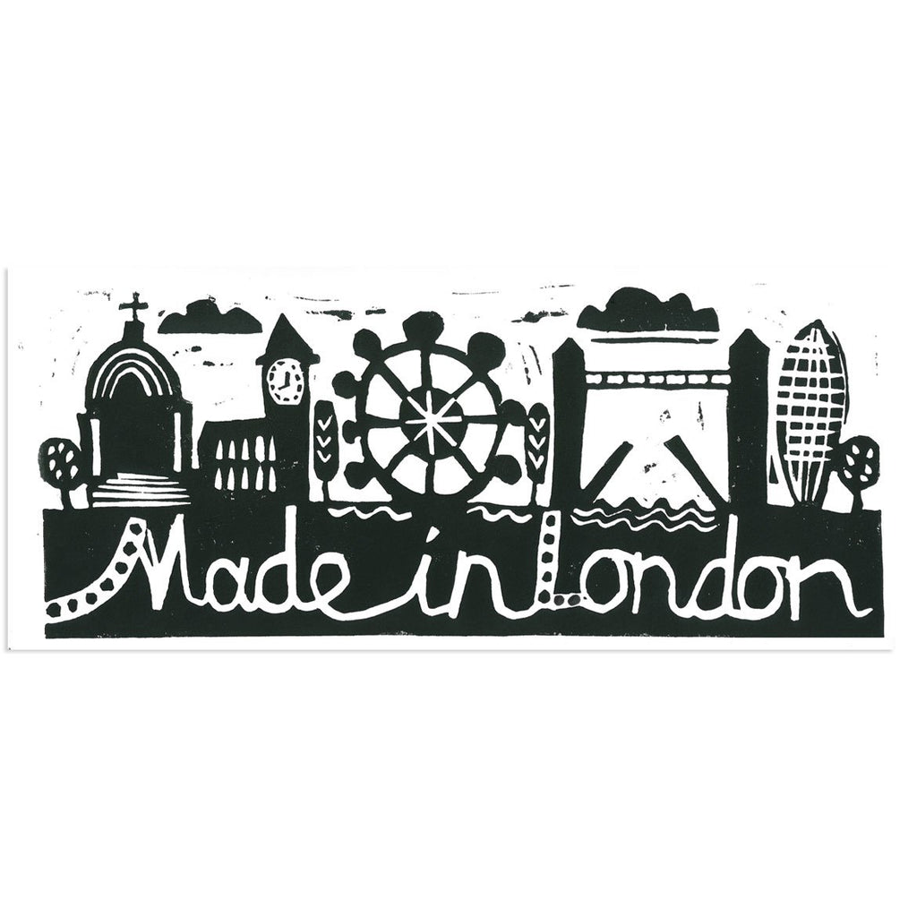 made-in-london-lino-print