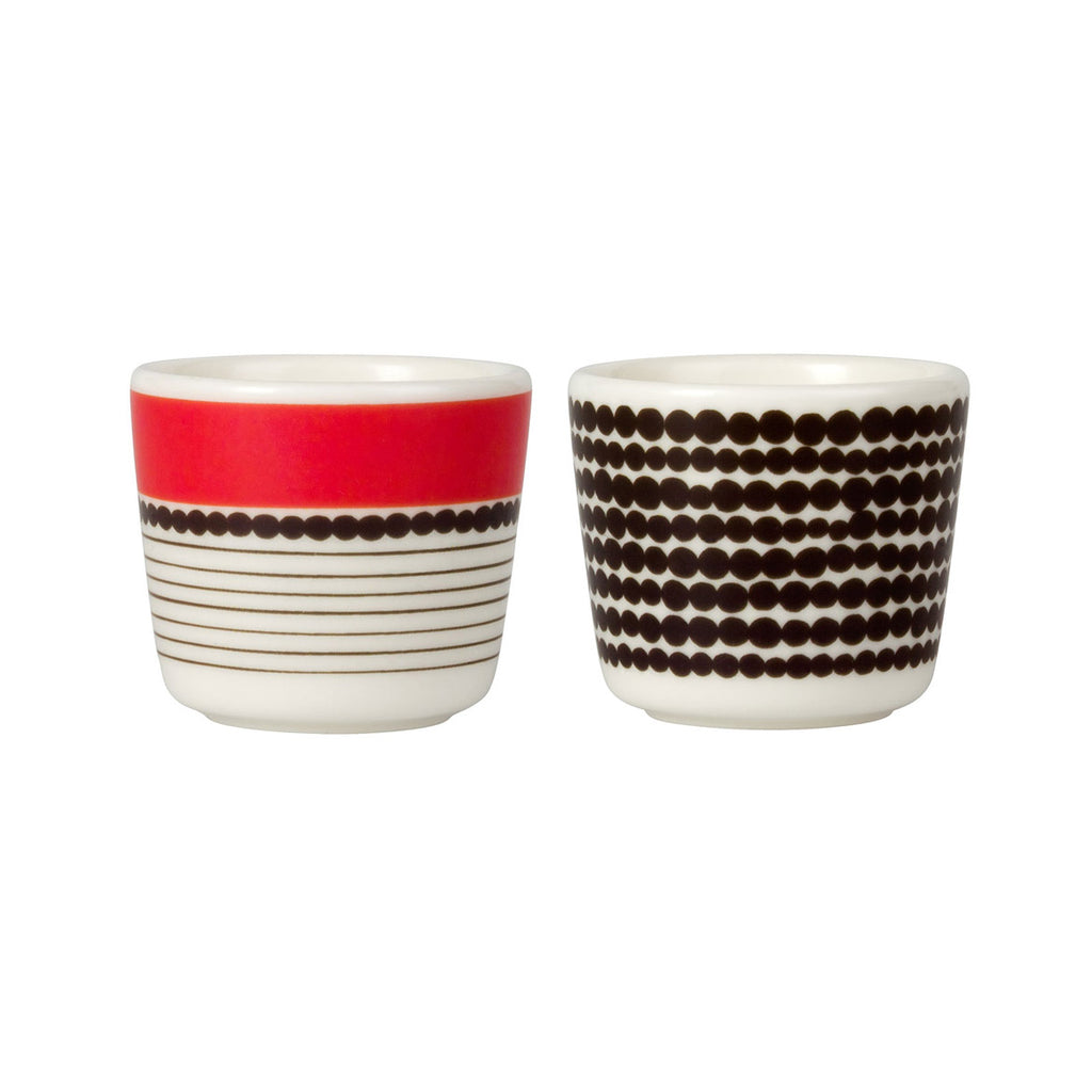 Oiva Siirtolapuutarha Egg Cups - Set of 2