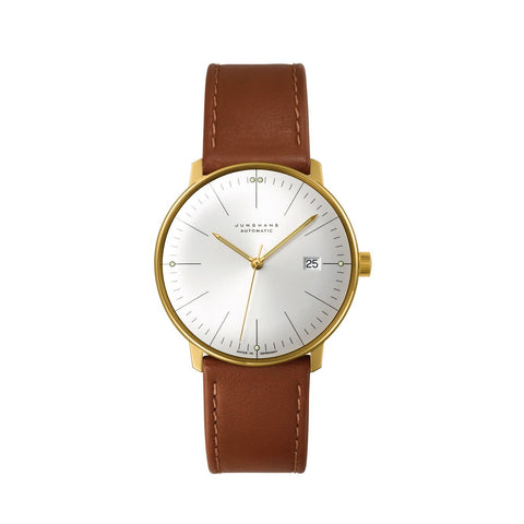 Max Bill Hand Winding Watch - 027/3700.00