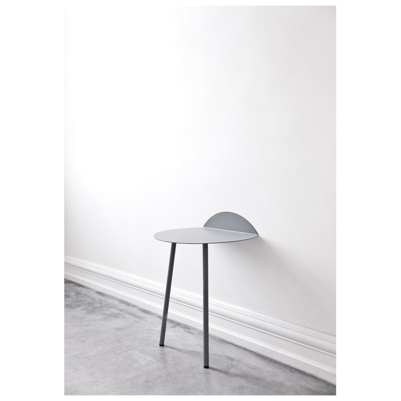 Yeh Low Wall Table, White