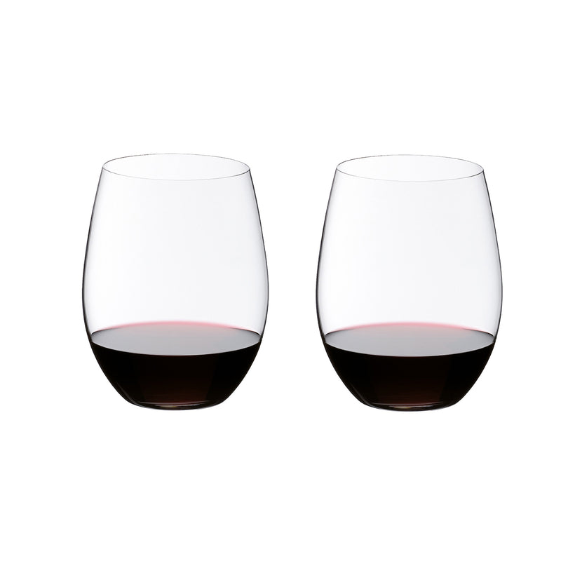 O Range Wine Glass Tumbler, 2 Pack