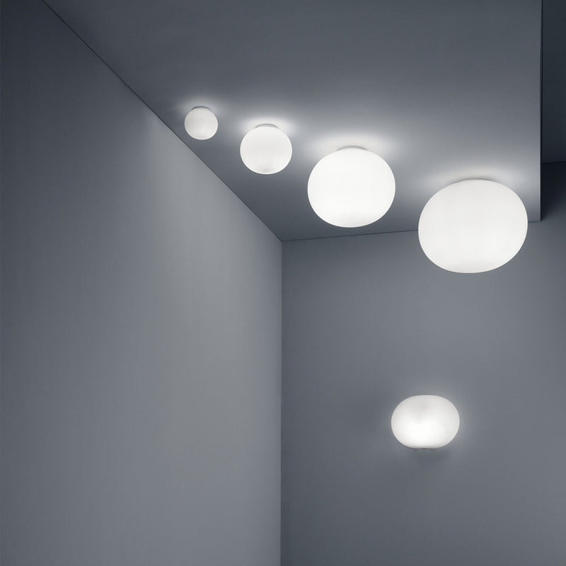 Glo Ball Zero Ceiling and Wall Light