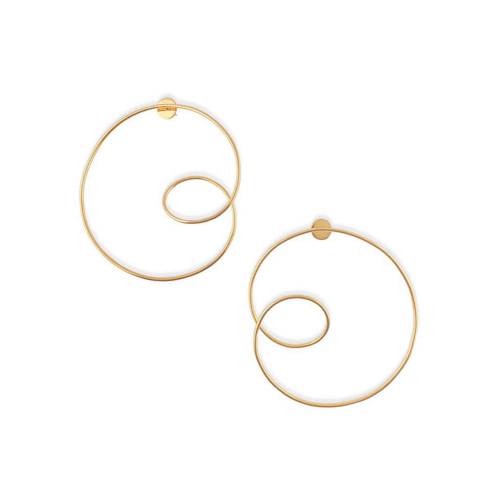 Mini Mismatched Hoop Earrings