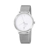 Helvetica No1 Light Watch 38 mm, Mesh by Mondaine