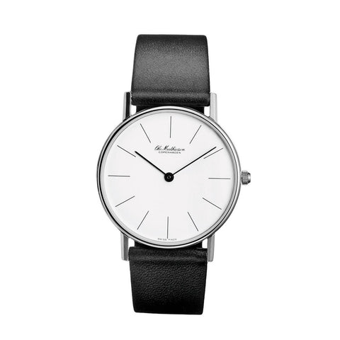 OM2.28.Q Ladies Watch, White Face