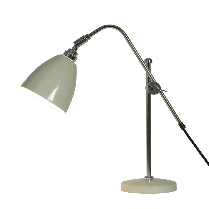Task Table Lamp, Grey