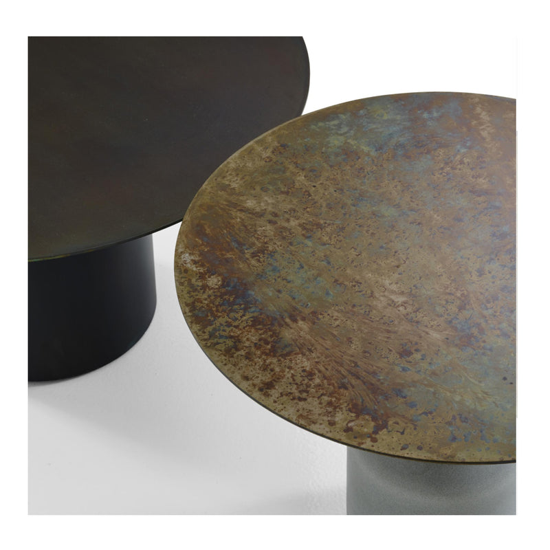 Oxydation Side Table