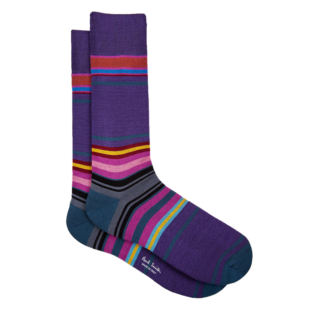Party Stripe Socks