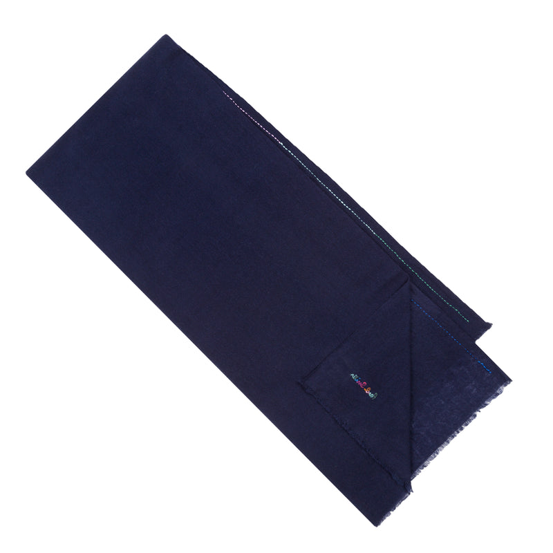 Paul Smith Scarf, Embroidered