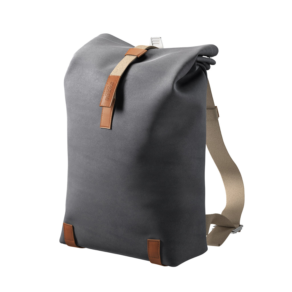 Pickwick Roll Top Backpack, 12L Grey
