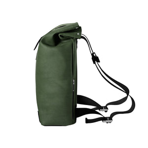 Pickwick Roll Top Backpack, Forest 12L