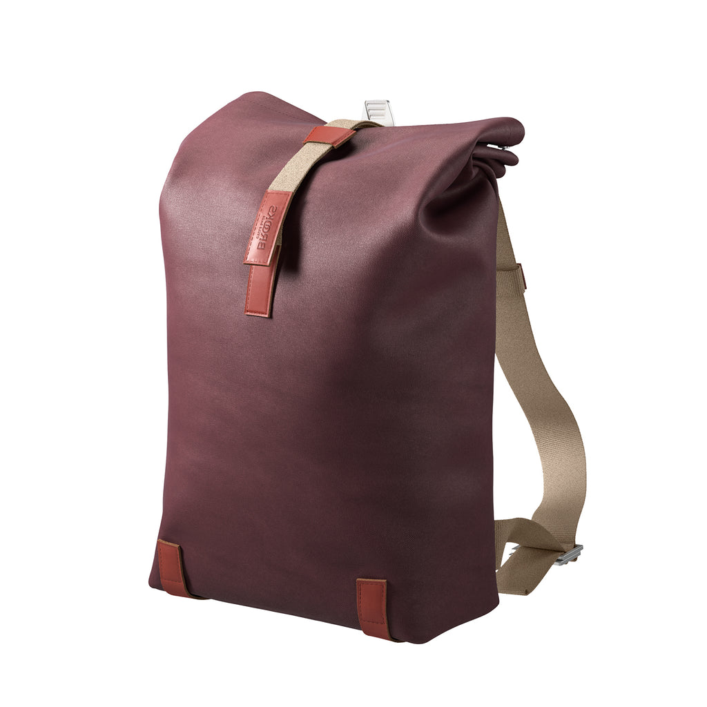 Pickwick Roll Top Backpack, 12L Rust
