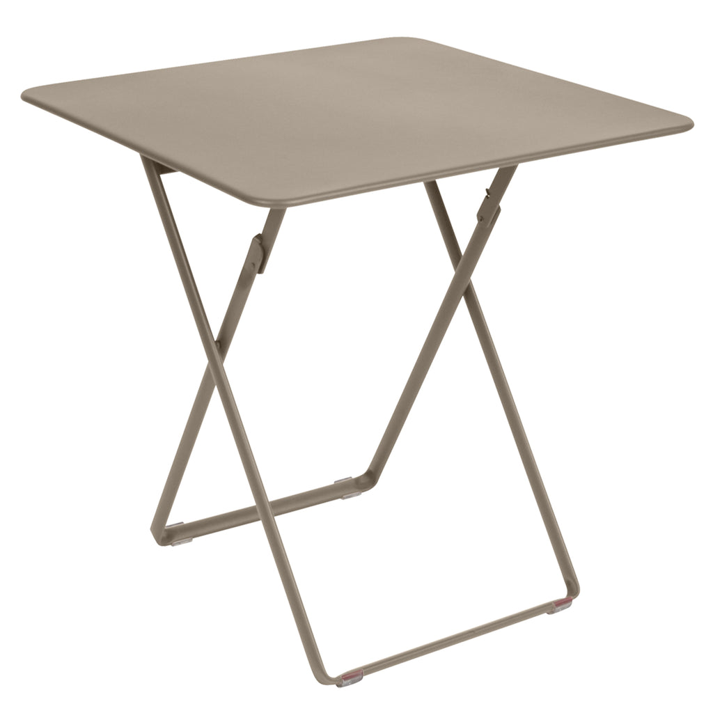 Plein Air Folding Square Table, 71cm