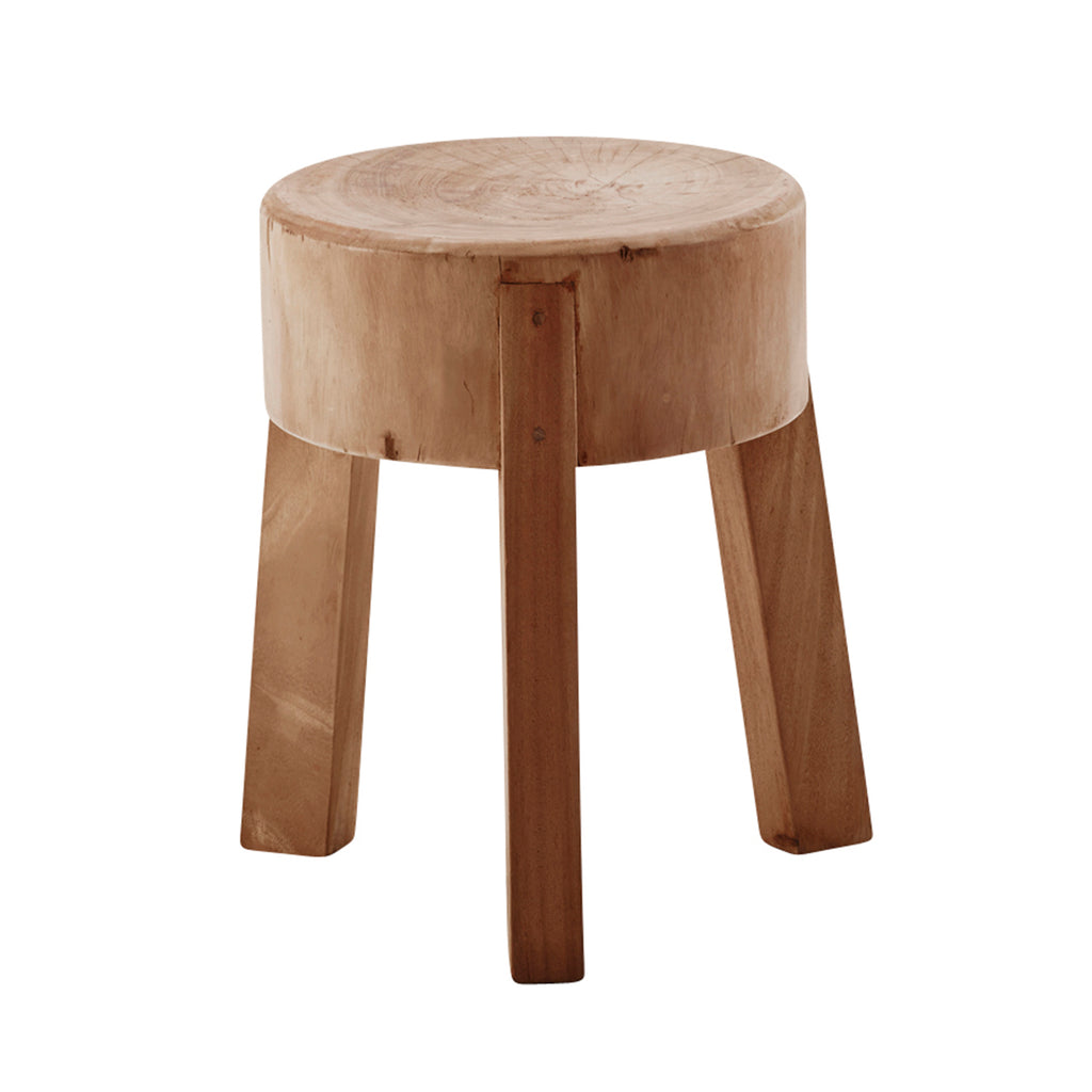 Roger Solid Wood Stool