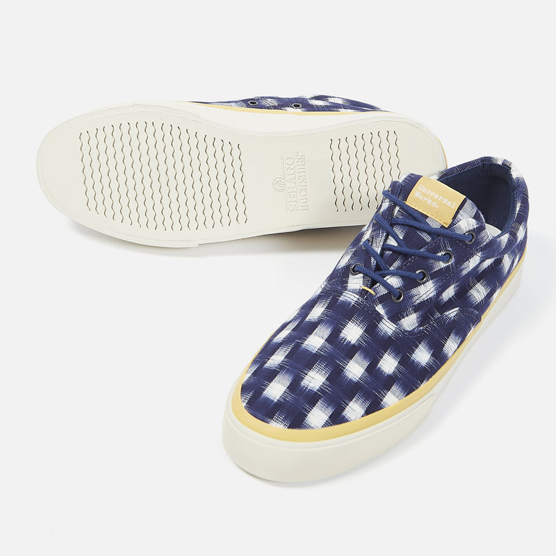 Sebago John Shoes, Indigo
