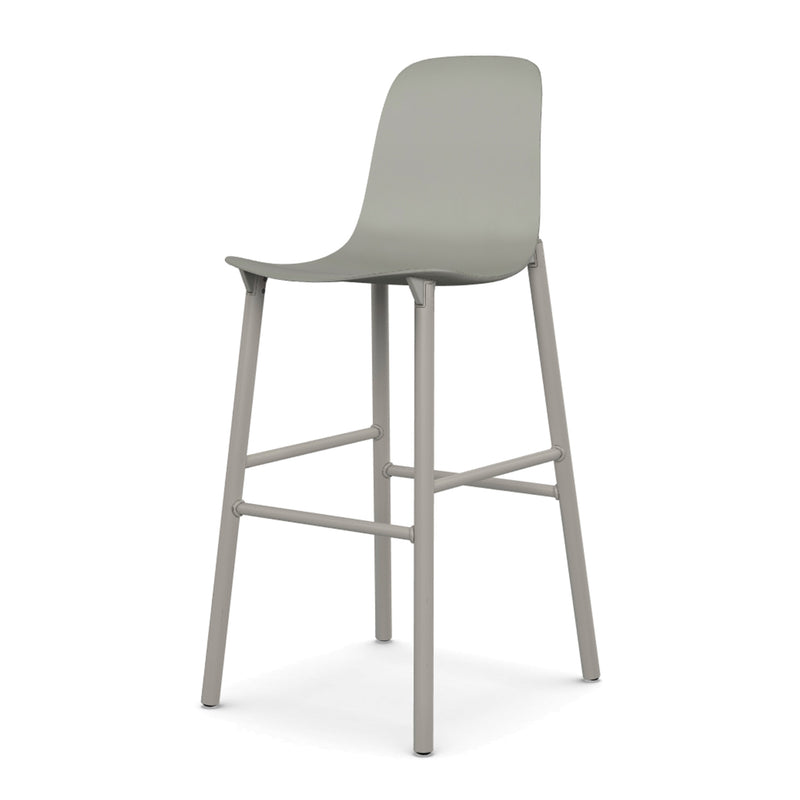 Sharky Stool, Aluminium