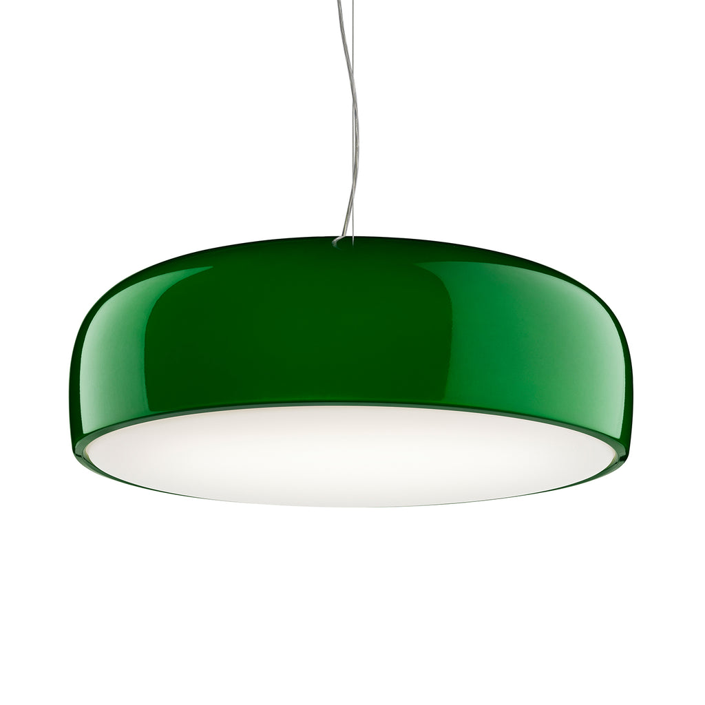 Smithfield Suspension Light, Green