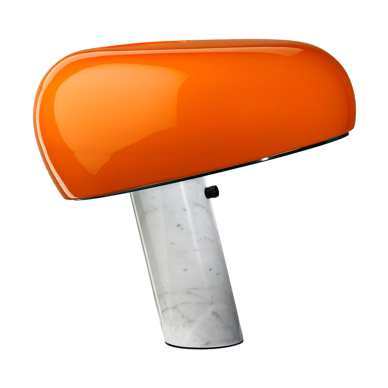Snoopy Table Lamp, Orange