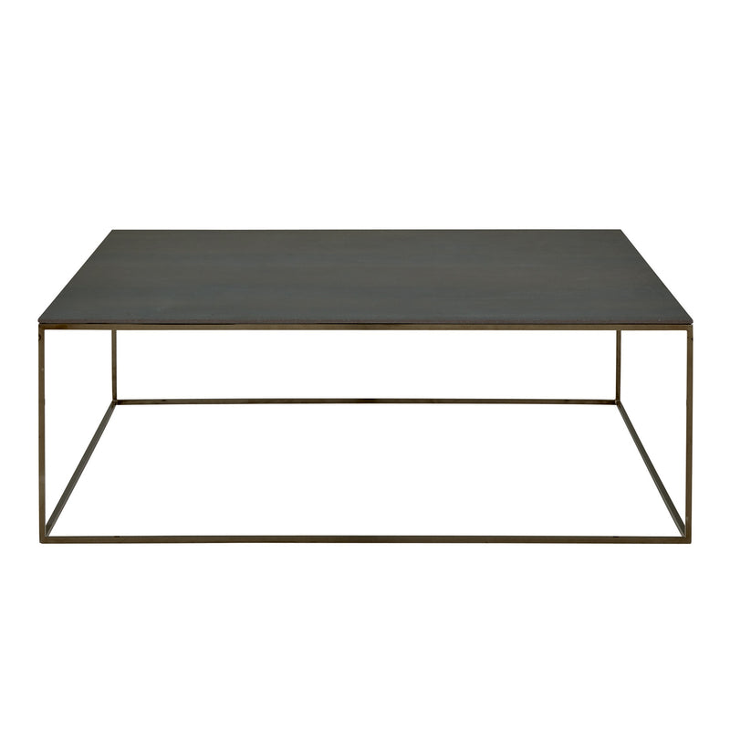 Space Rectangular Low Table, Anthracite