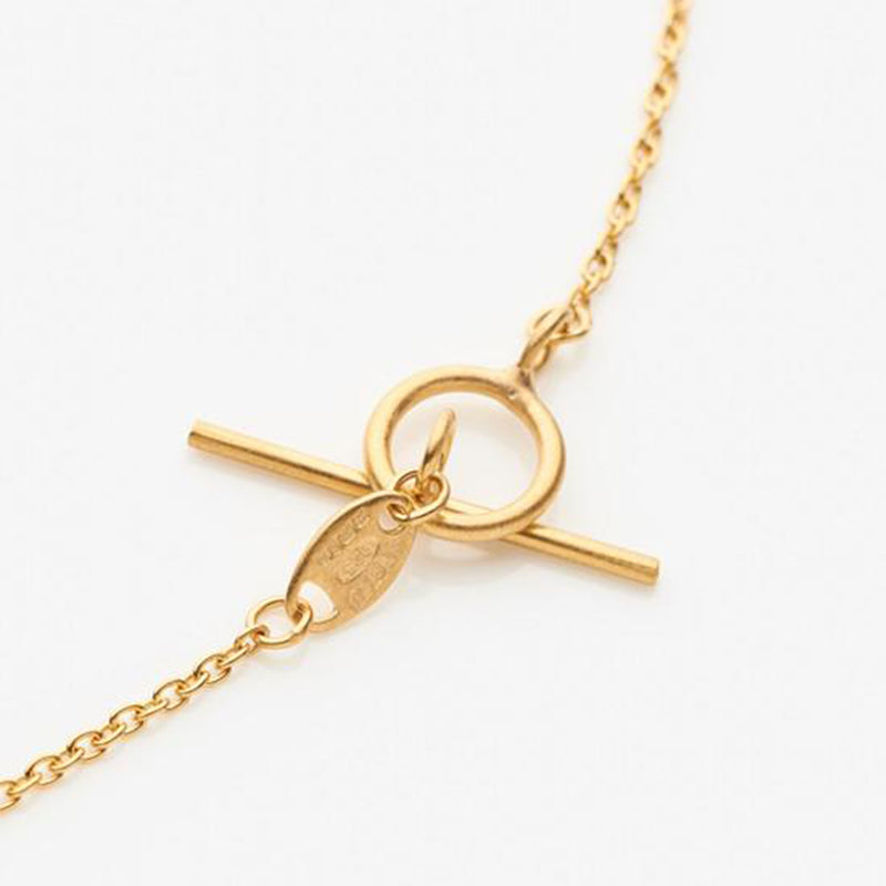 Lily Chain Necklace GP
