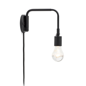 staple-wall-lamp-black