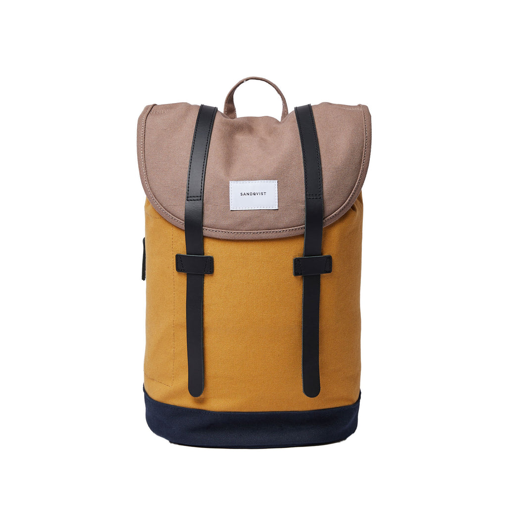 Stig Backpack Multi, Earth & Honey