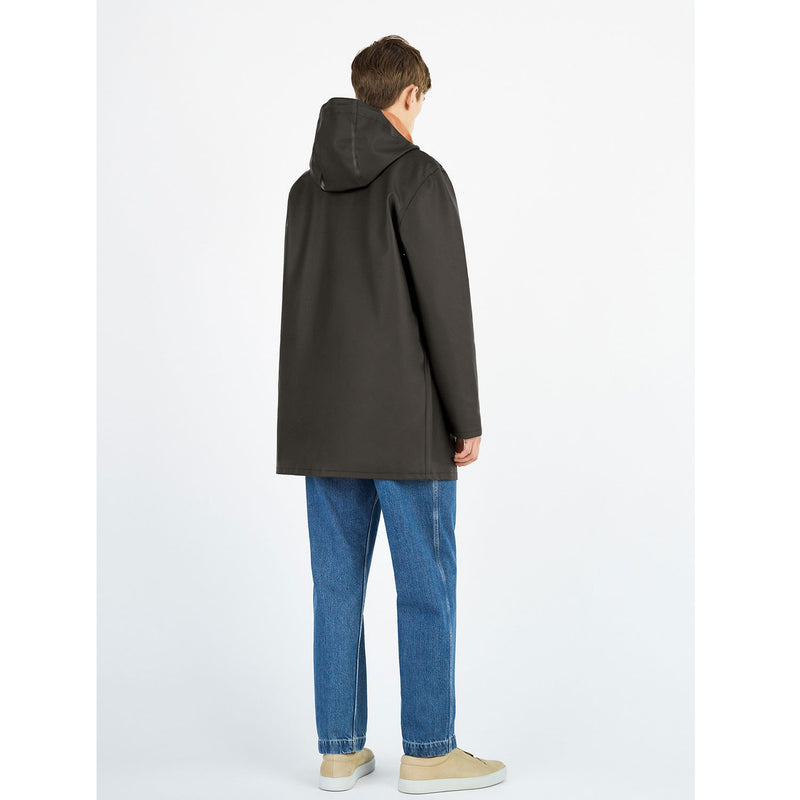 Stockholm Raincoat, Black