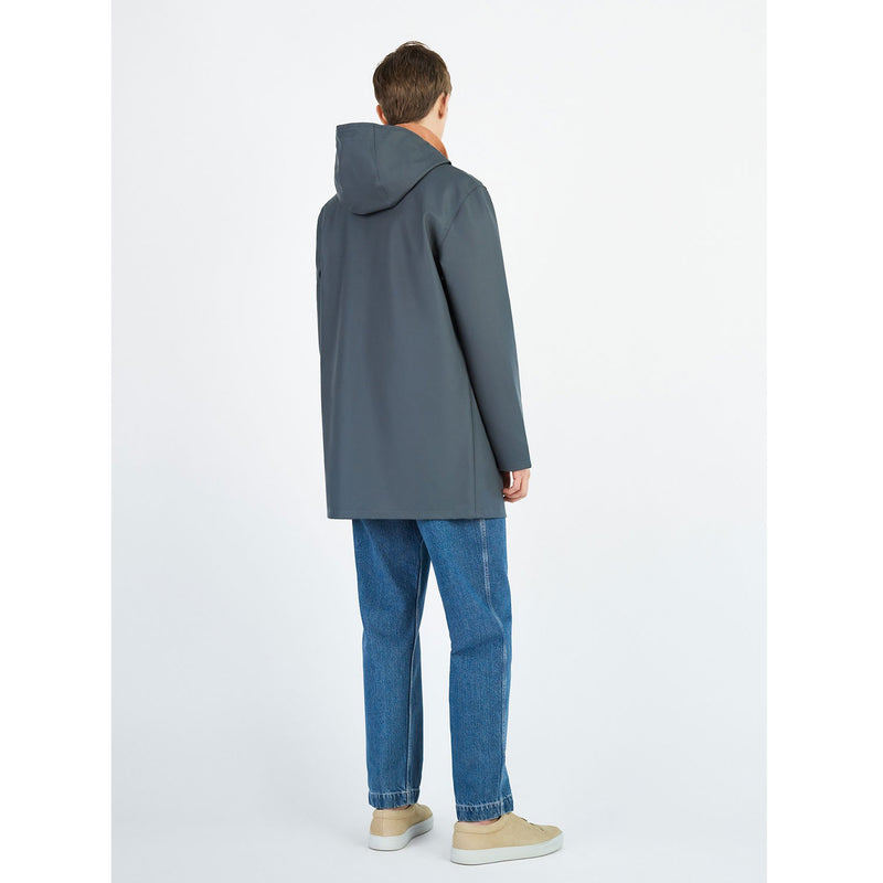 Stockholm Raincoat, Charcoal