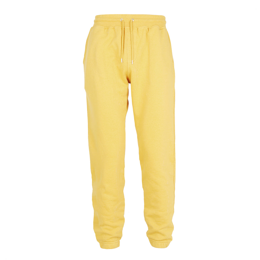 Classic Organic Cotton Sweatpants, Lemon Yellow