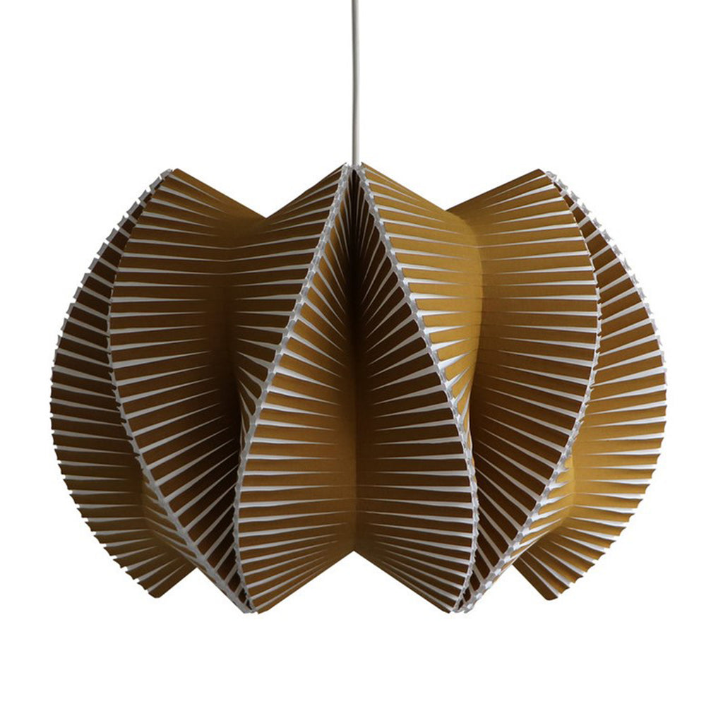 Vault Pendant Light, Gold