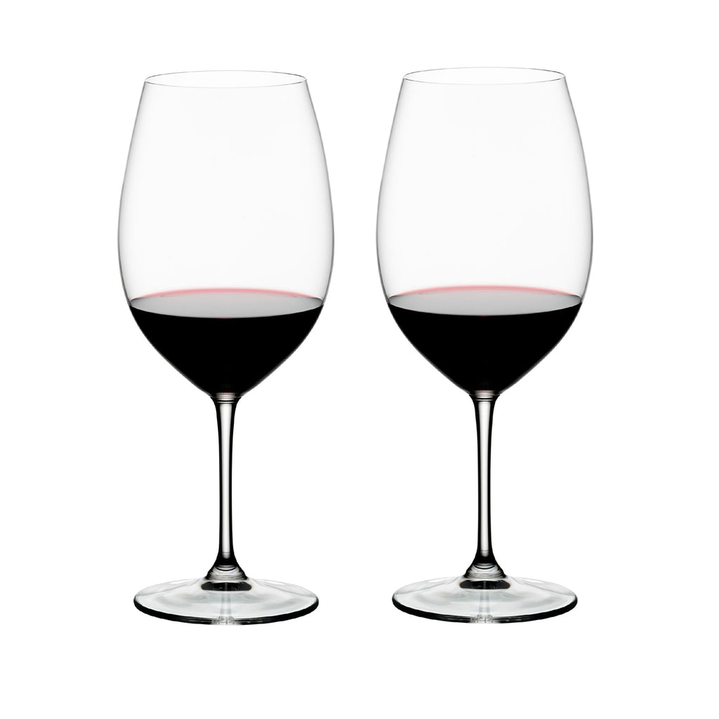Vinum Bordeaux Red Wine Glass, 2 pack