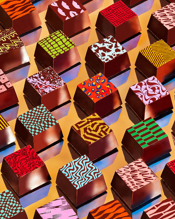 Gourmet Chocolate Truffles Gift Boxes
