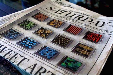 Los Angeles Times Cover Compartes Chocolates