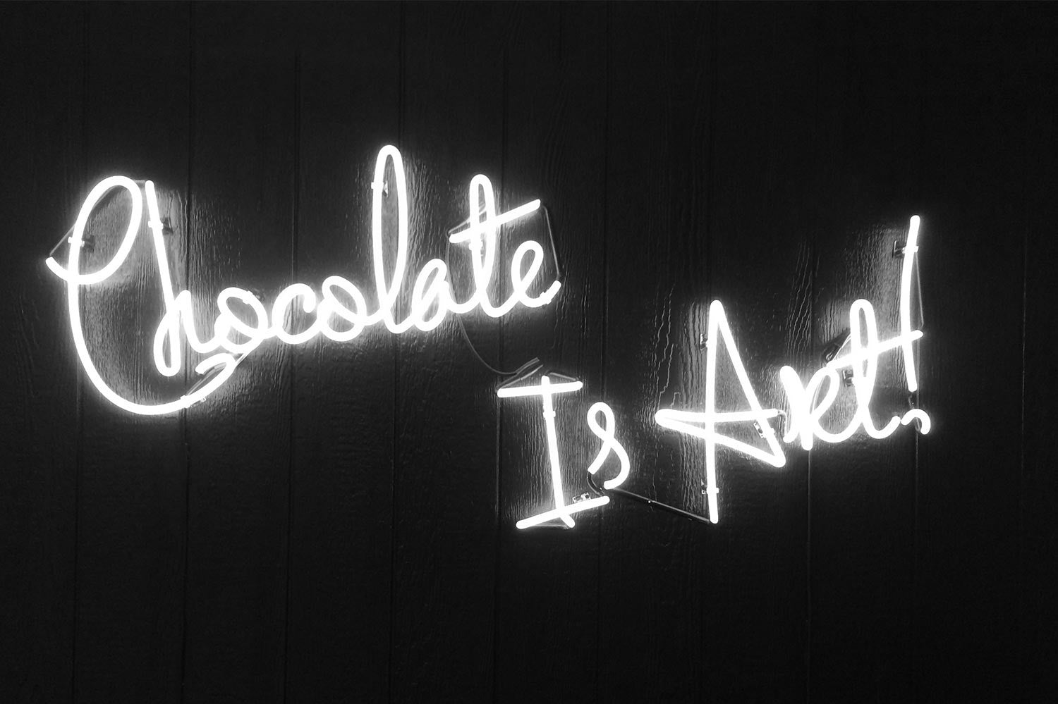 Chocolate Is Art<br>