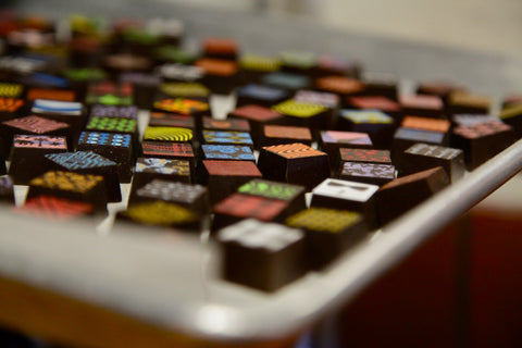 Handmade Gourmet Artisan Chocolate Confections by Compartes